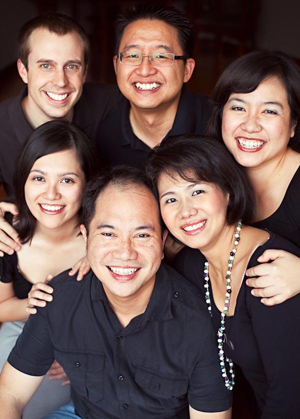 family portrait jakarta